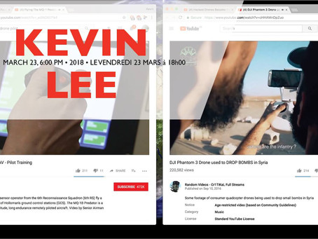 Conversations in Contemporary Art Presents Kevin B. Lee
