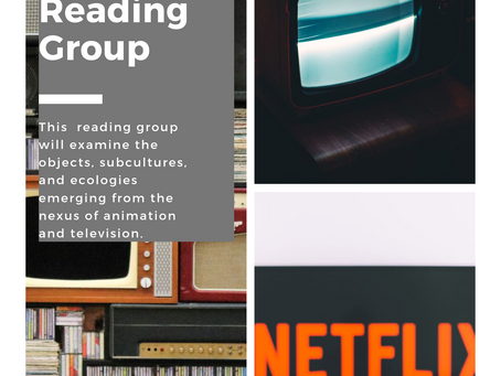 Animating Television Reading Group