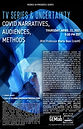 WIP Series: TV Series and Uncertainty: COVID Narratives, Audiences, Methods (Presentation)