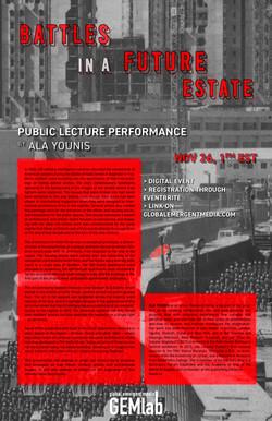 Battles in a Future Estate - 2021/11/26