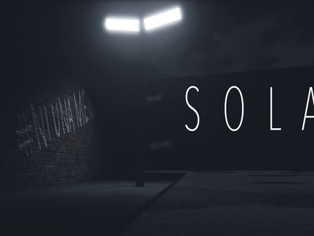 Works-in-Progress: SOLA: A Videogame on Gender Based Violence