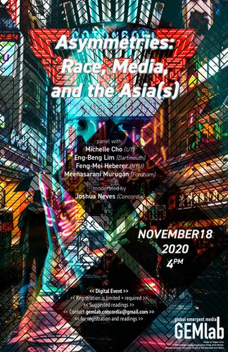 November 18 2020 Asymmetries Race Media