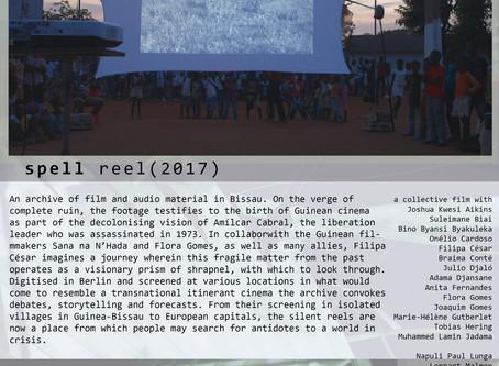 Spell Reel (2017) Screening + Workshop