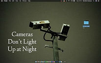 Cameras don't light up at night. (Video Essay)