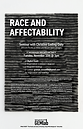 Race and Affectability (Online Event)