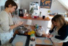 Les Bouchées Douces : des cours gourmands sur-mesure