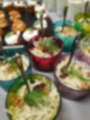 Les Bouchées Douces : des buffets gourmands