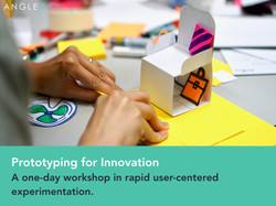 Prototyping for Innovation