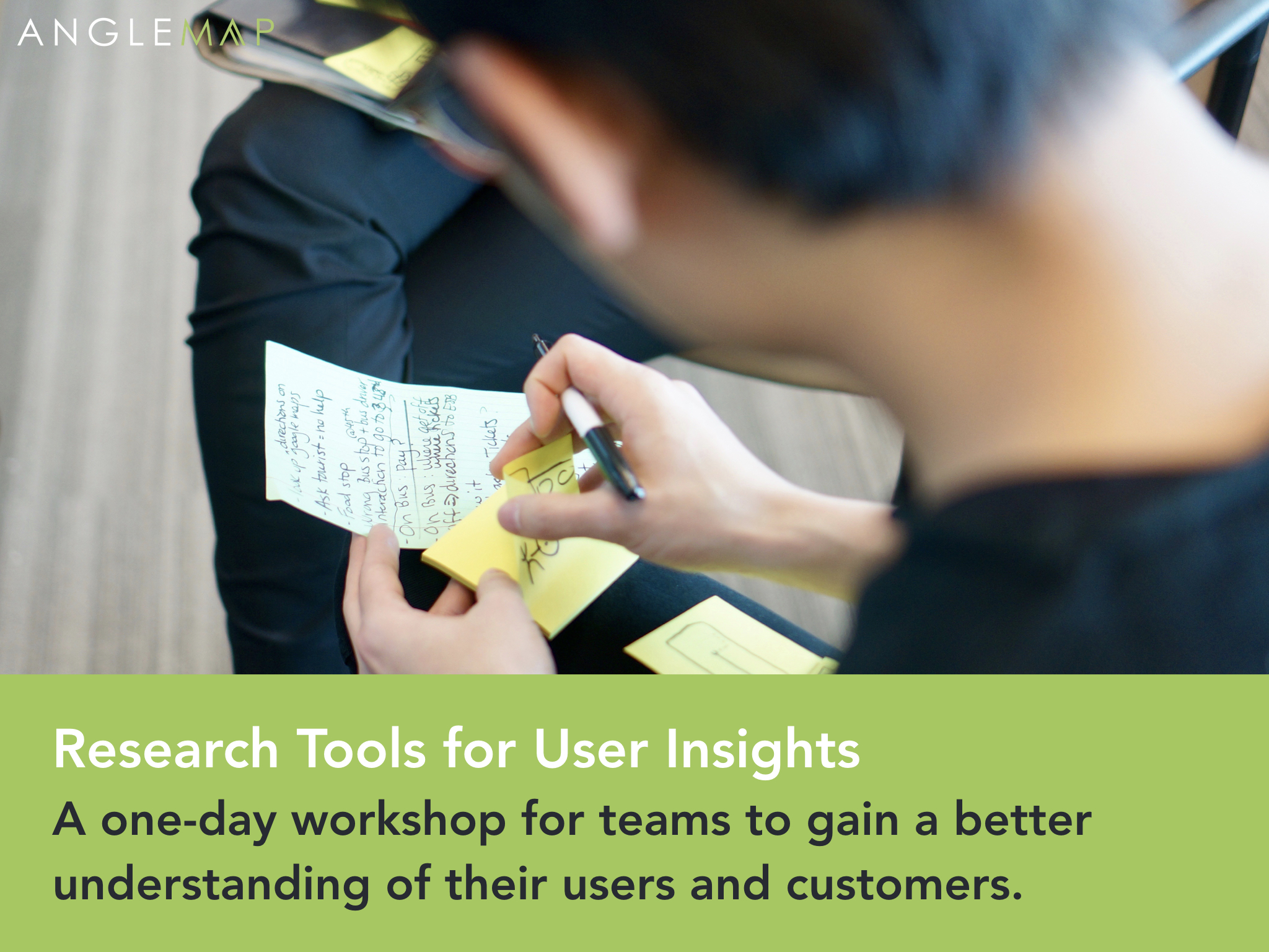 Research Tools for User Insights