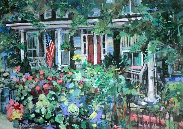 Porch Pail  (Sold)