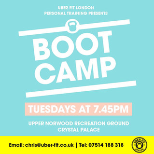 Boot Camp hits SE19