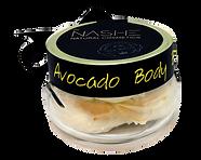 nashe avocado body butter