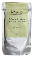 nashe sorbetto body srub