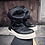 Thumbnail: HAT TONGUE LEATHER HIGH-TOP SNEAKER