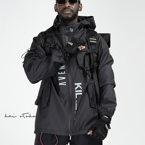 MULTI-TYPO CARGO TACTICAL JACKETS