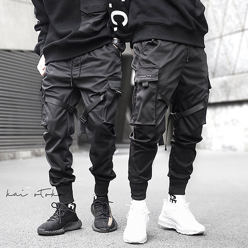 HARNESS CARGO TROUSERS