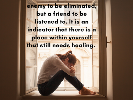 Listen to Your Pain...