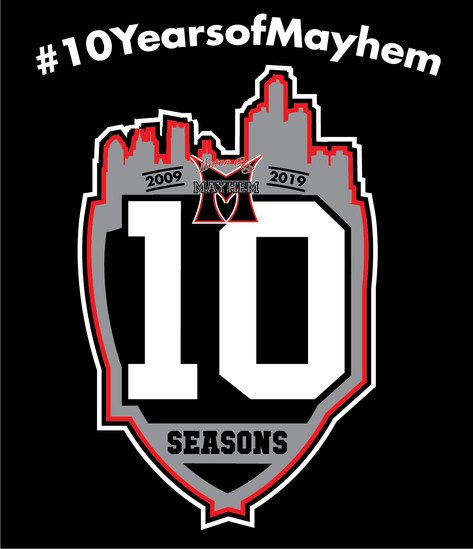 10 Years of Mayhem Patch