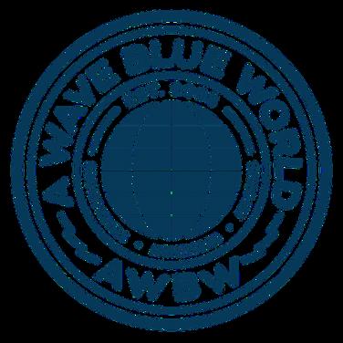 A Wave Blue World