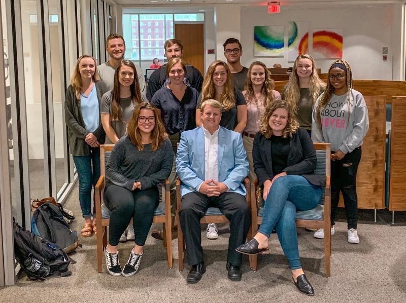2019-2020 LU AMA Chapter Leadership