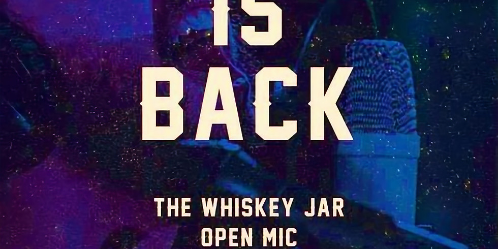 Acoustic -  Whiskey Jar