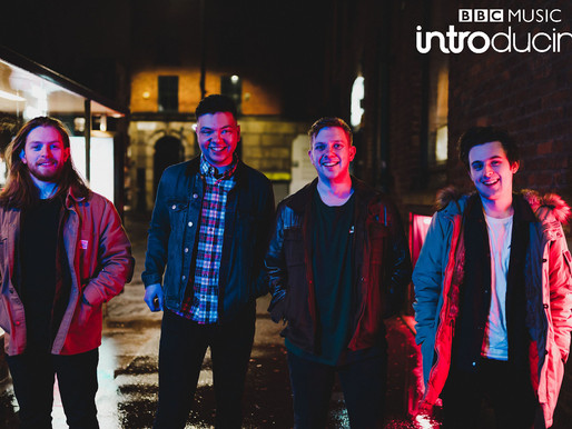 Electric Lights gets radio time on BBC introducing and Country Music Showcase!