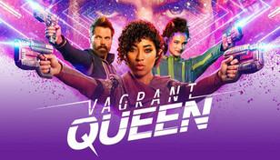 Vagrant Queen VFX breakdown