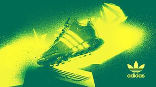 Adidas EQT Support Concept Art