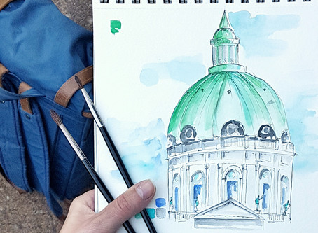 The Basics of Travel Sketching