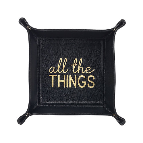 All The Things Trinket Tray