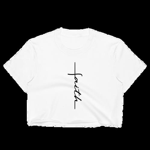 Faith Crop Top