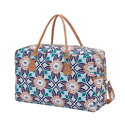 Multi Print Travel Bag