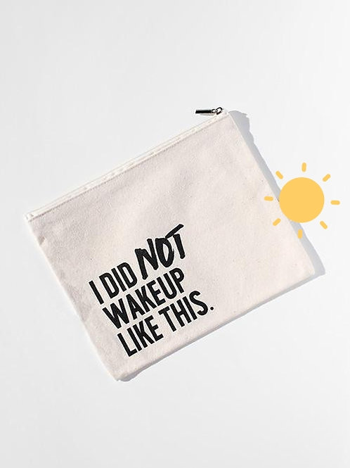 Wakeup Pouch