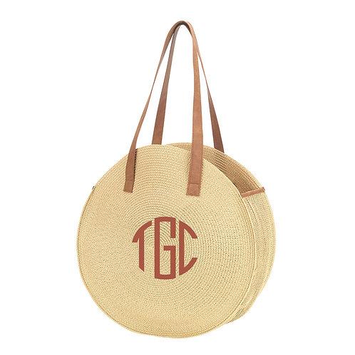 Custom Embroidered Tote Bag
