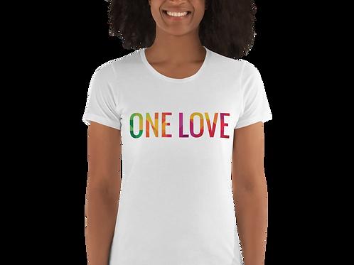 One Love Custom Tee
