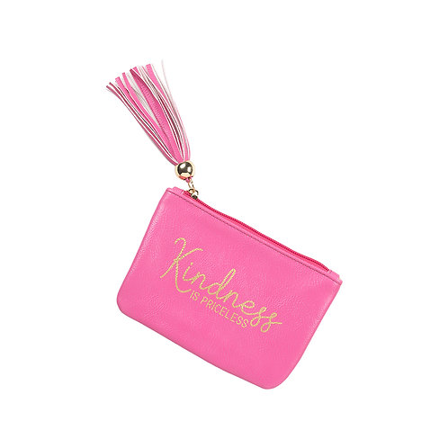 Kindness is Priceless Coin Purse