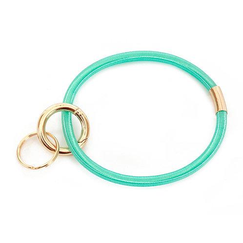 Mint Keychain Bracelet