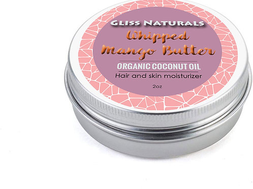 Whipped Mango Butter Travel Size