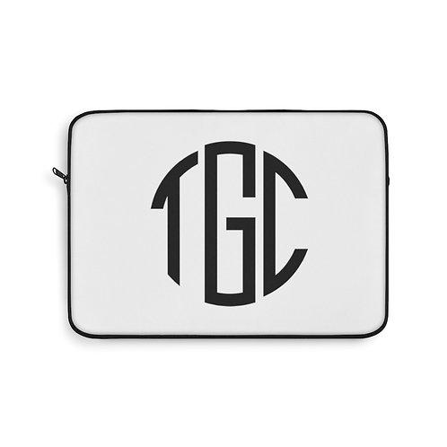 Custom Monogram Laptop Sleeve