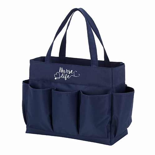 Multi Compartment Nurse Life Bag