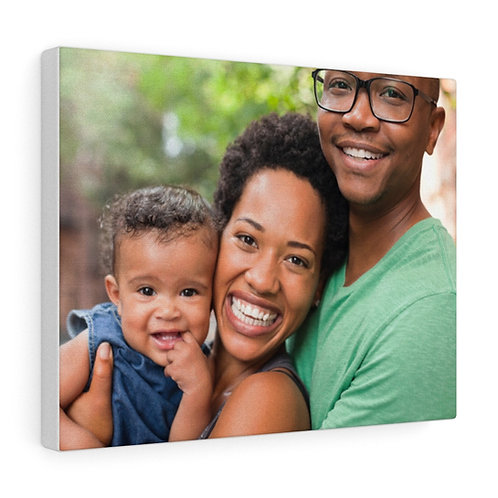 Mother's Day Custom Canvas Wraps