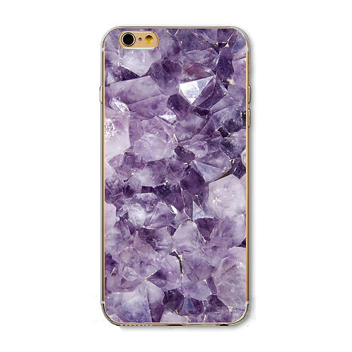 Amethyst Cell Phone Case