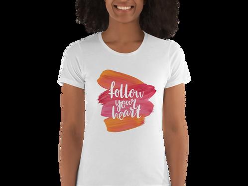 Follow Your Heart Tee