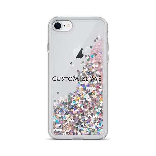Custom Made Glitter Samsung Galaxy Case