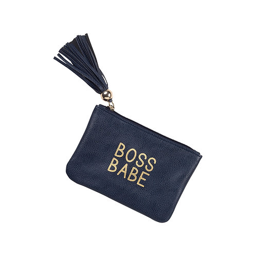 Boss Babe Coin Purse