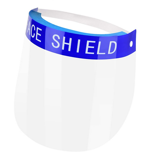 Padded Face Shield