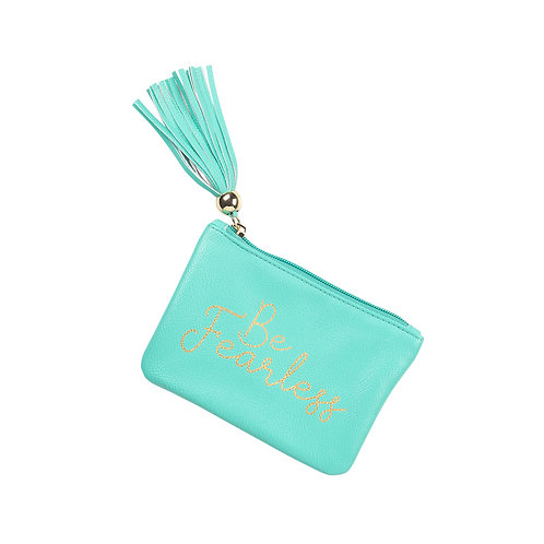 Be Fearless Coin Purse