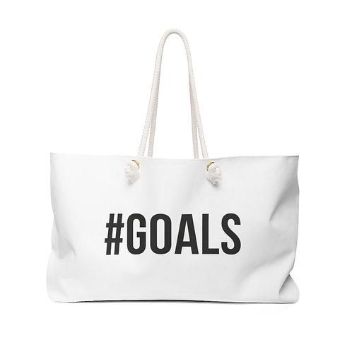 #Goals Weekender