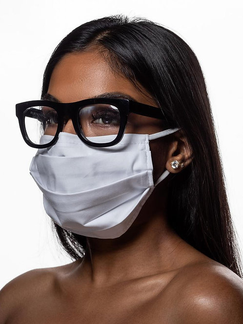 100% Cotton Double Layer Mask