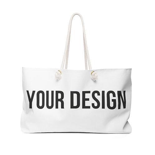 Custom Design Weekender Bag